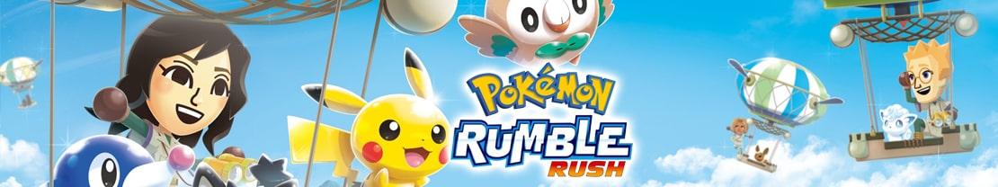 Télécharger Pokemon Rumble Rush pour PC (Windows) et Mac (Gratuit)