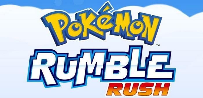 Pokémon Rumble Rush sur PC et Mac